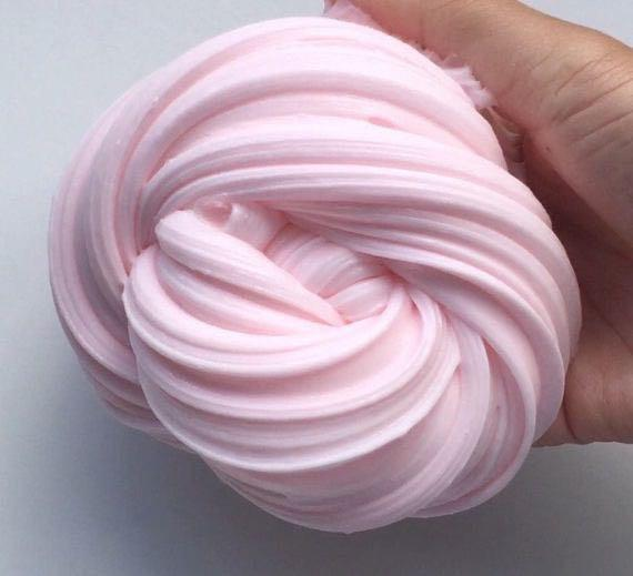 розовый лизун
