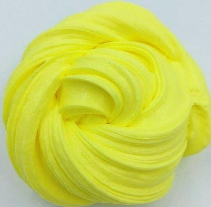 желтый слайм