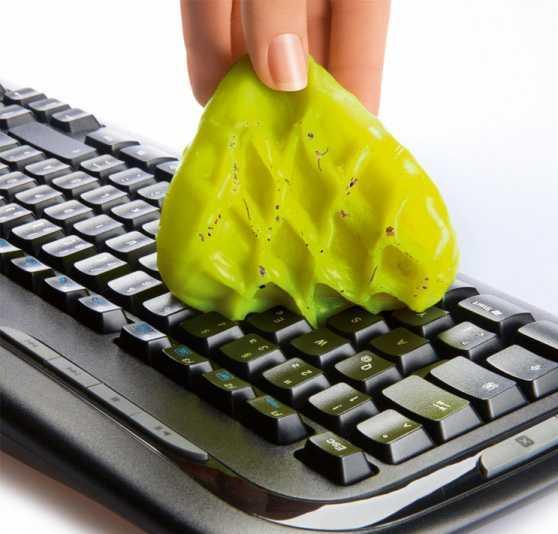 слайм для клавиатуры