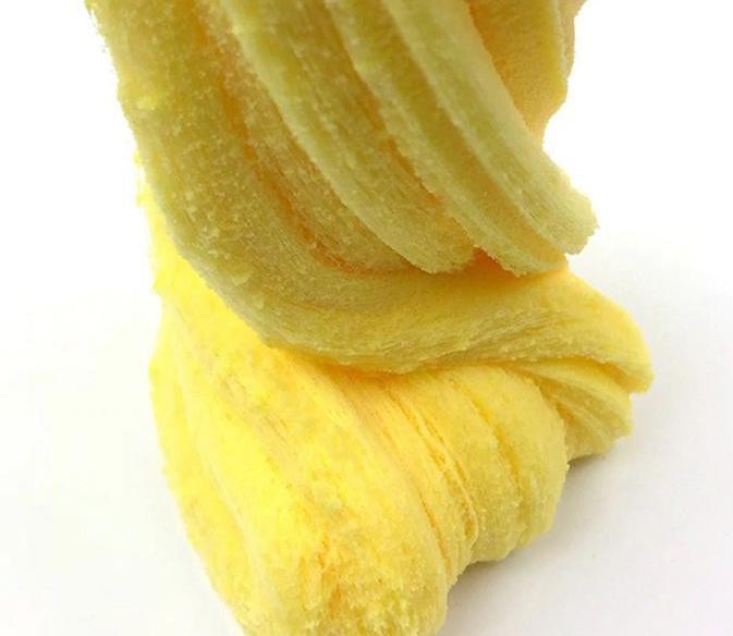 желтый лизун